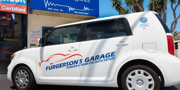 Furgerson's customer shuttle