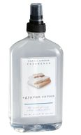 Revive a room, linens or clothing with this versatile spray Featuring the lovely scent of freshly cu