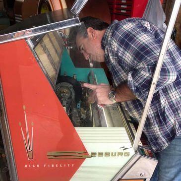 Drop-A-Coin Repair - Pinball Repair, Jukebox Repair