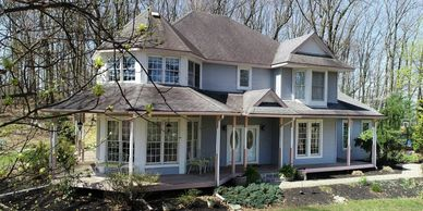 Homes for Sale in the Lehigh Valley and the Poconos.  Victorian Home for Sale