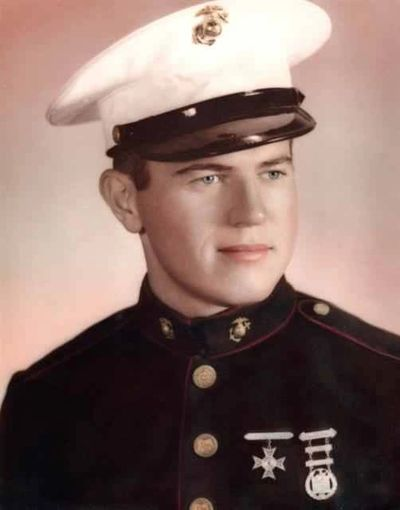 Marvin Patchen USMC  WWII