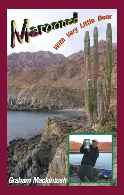 My fourth Baja book.