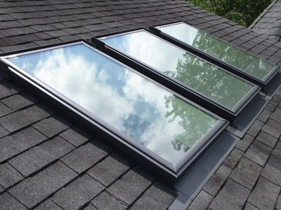 three skylights