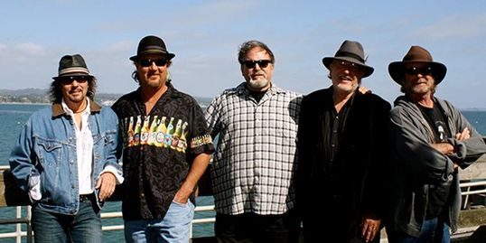 Left to right:   Jamey DeMaria, Jon Troutner, Joe Vallaire, Tom Lawson, Bob O'Neill
