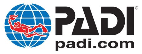 PADI Professional Association of Dive Instructors link to home page.