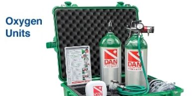 Oxygen kIt for PADI Emergency Oxygen Provider course