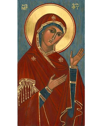 Mary, Intercessor
