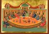 The Last Supper/The Mystical Supper