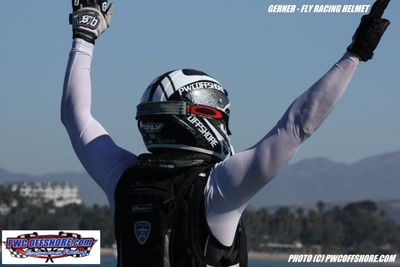 Gerner at Dana Point Offshore Race