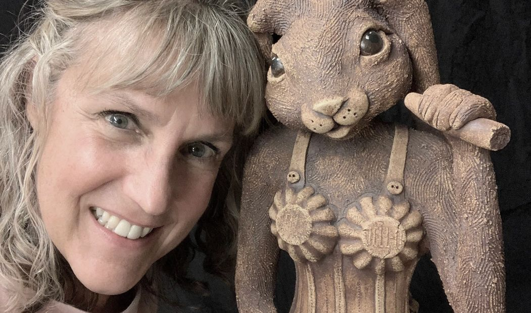 Deb McCunn opened Baker Creek Ceramic Studio in 2010 to offer sculpting and throwing classes