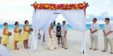 mexico wedding ceremony