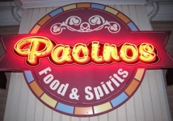 Pacinos Food & Spirits Restaurant