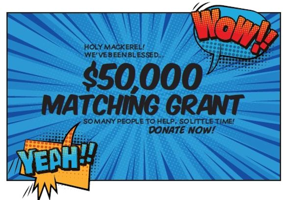 Matching Grant Campaign 2019