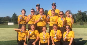 Congratulations to 12U Rockers who placed 2nd in the USSSA Autumn Storm Tournament this past weekend