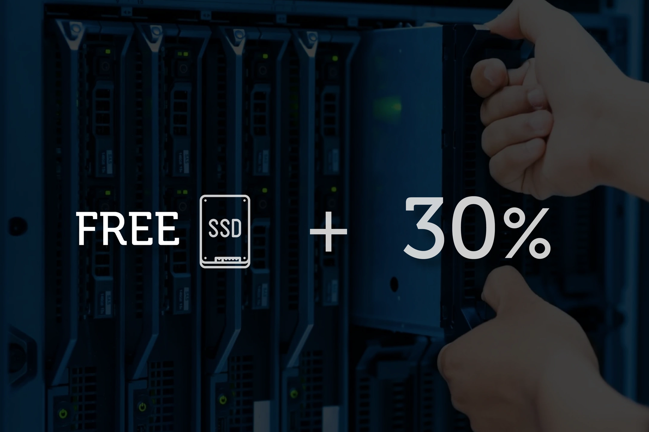 Cloud at Cost - Cloudatcost - Dedicated Servers with FREE SSD - 30% OFF