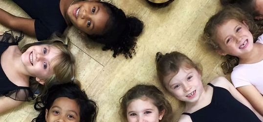 young dancers at Diamond Dance Long Island