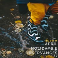 April Holidays and Observances