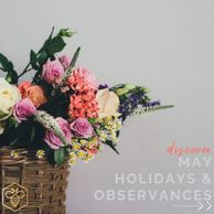May Holidays and Observances