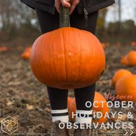 October Holidays and Observances
