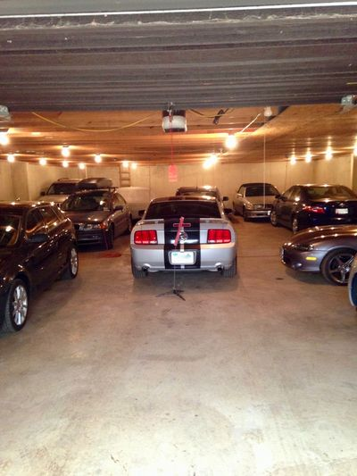 Our facilities consist of three large building that were designed for  indoor car storage.