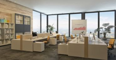 Environment, create a clutter free workspace to work more efficiently