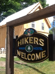 Hikers welcome hostel
