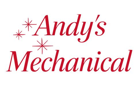 Andy's Mechanical Heating and Air Conditioning  Service.