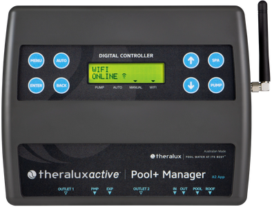 Theralux Active Pool + Manager