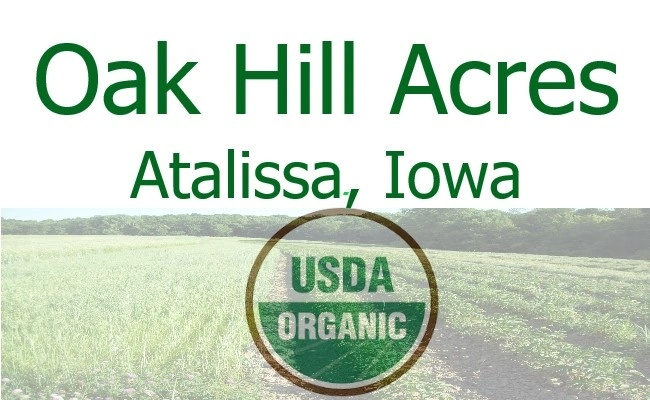 Oak Hill Acres Atalissa, Iowa