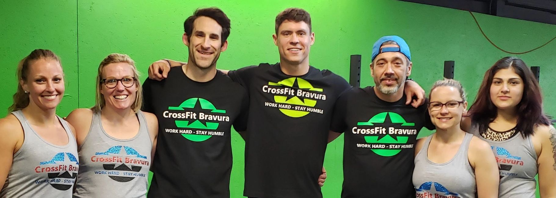 CrossFit Bravura fitness community at our Elkhart, IN gym.