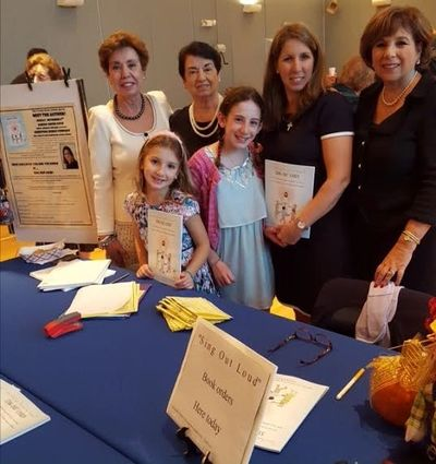 A Book Signing and Fundraiser at Holy Trinity Greek Orthodox Church in Westfield, NJ