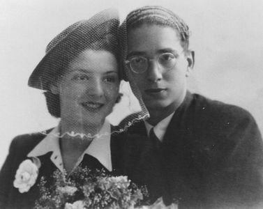 Kurt and Hennie Reiner - July 24, 1938