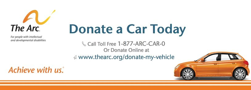 Have a car you need to get rid of?  Donate it today & support disability services in the community.