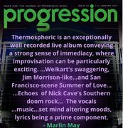Obscured By Clouds review Progression Magazine