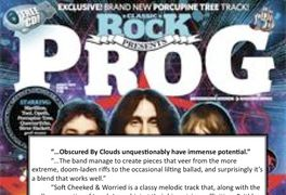 Obscured By Clouds unquestionably have immense potential. -Classic Rock Magazine