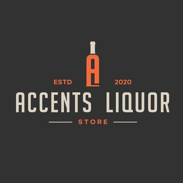 Logo for Accents Liquor, our liquor store