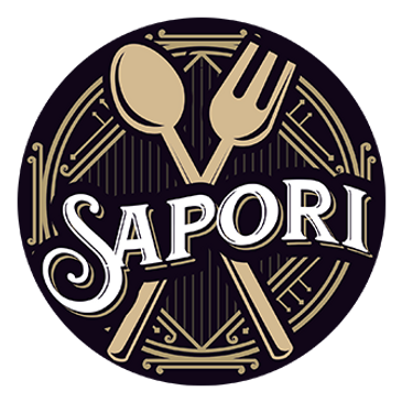 Logo for Sapori, our Kosher Italian sister restaurant