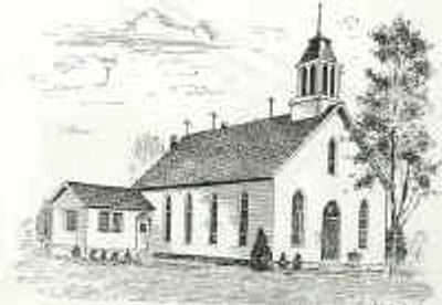 The Church Building 1874-1960
