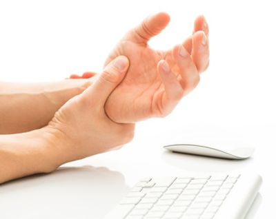 Carpal Tunnel Syndrome can be helped with chiropractic care.