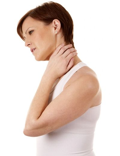 Cervical neck pain can be excruciating.