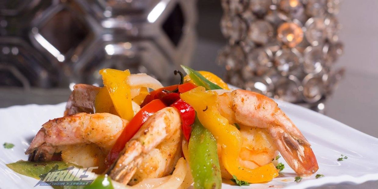 Our delicious Fire Shrimp will have you wanting for more!