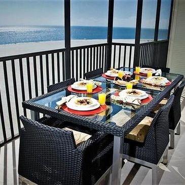 DaBeach Properties Penthouse Dream on Ft Myers Beach FL  beachfront  vacation rental  vrbo 1356730