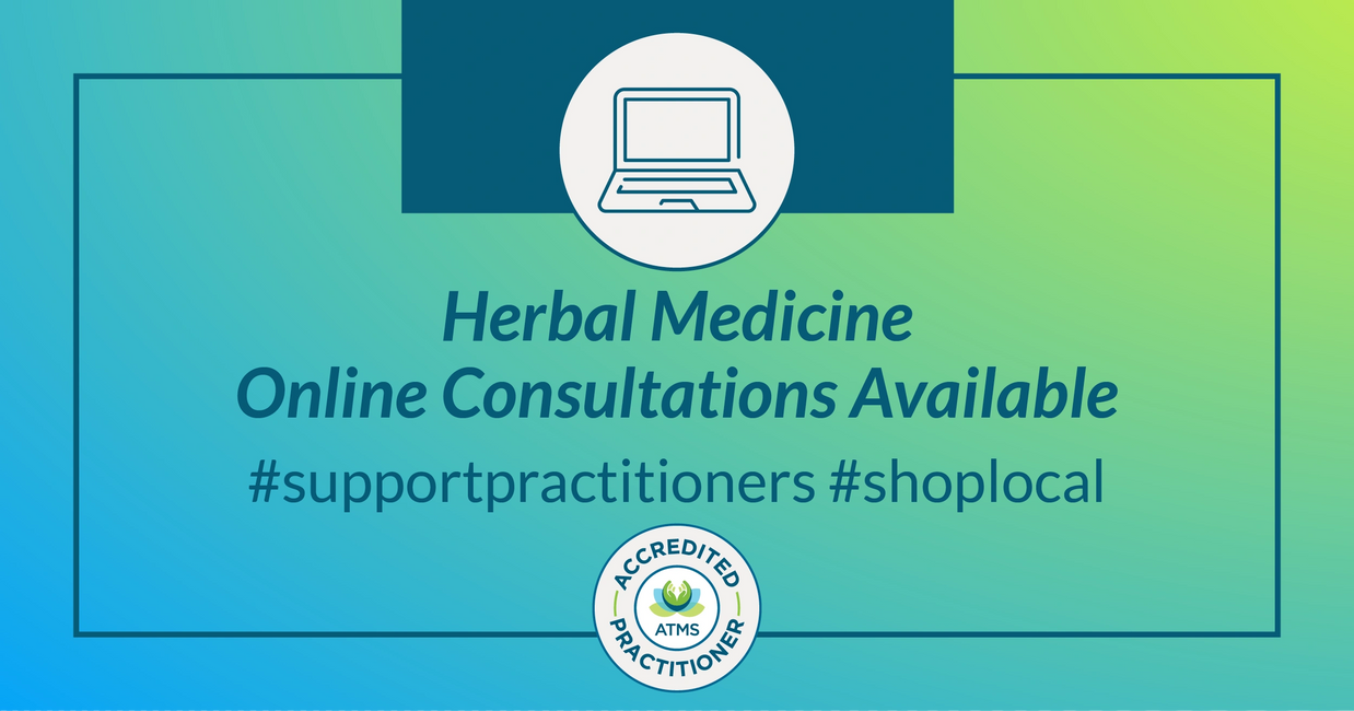 Herbal Medicine Online initial consultations ,Online consultations available.