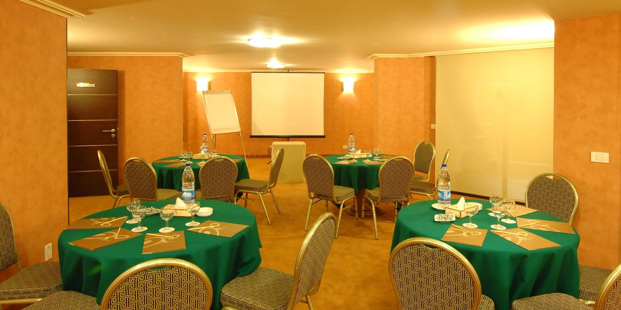 Conference room, conference, burg on bay, grand hills hotel, le royal hotel, rooms, gosawa, makhsoom