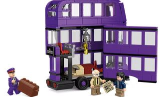 When kids catch the purple triple-decker bus, they know they're in for a wild ride.