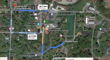 DIRECTIONS TO UMC: