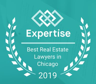 Lohse Law is ranked as a Top-20 real estate law firm in Chicago according to Expertise.com
