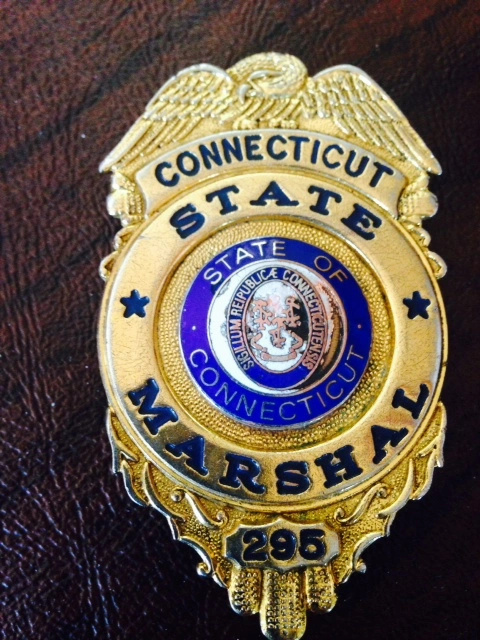 State Marshal Robert Miller ​New Haven County Marshal