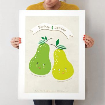 Great Pear Art Print