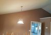 Dining Room. Color: Sherwin Williams Custom: Match English Tea